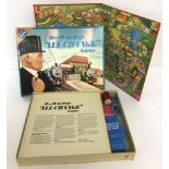 """A Thomas The Tank Engine: Rev. W. Awdry's """"All Change"""" board game by Whitman, 1974."""