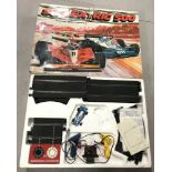 A boxed vintage Scalextric 500 C538 model racing car set.