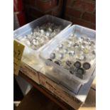 Lot de Bougies d'huile- SOFT LIGHT - (2) boîtes + 2 bacs