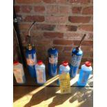 Lot de (3) torches propane et huile gel (4)