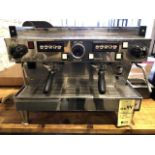 Machine à Cappuccinno Espresso LA MARZOCCO, 2 têtes # LINEA