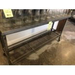 Table style Antique metal -