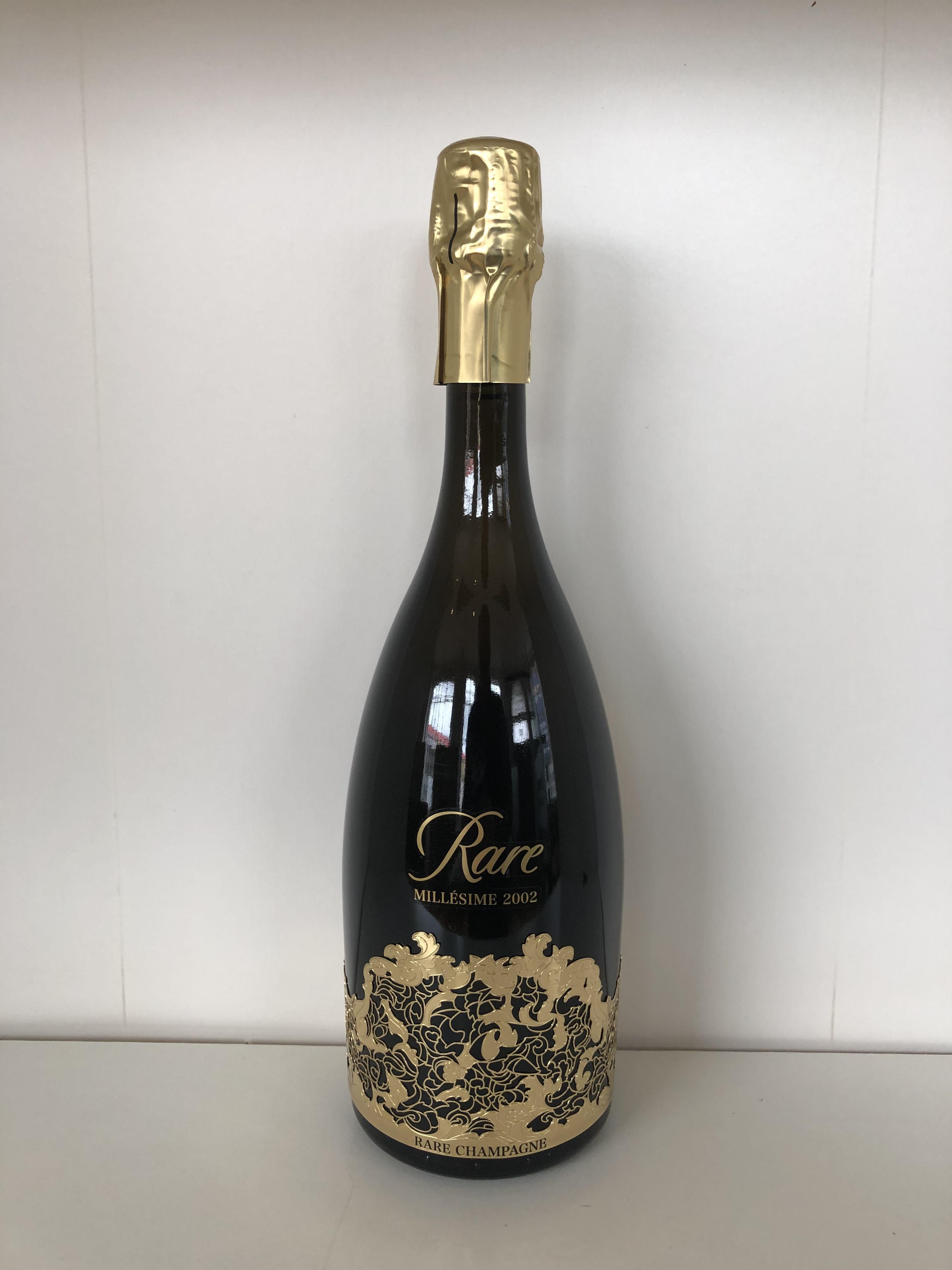 Lot 23 - 2002 Piper-Heidsieck Rare, Champagne, France, 3 bottles