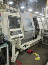 Lot 35 - 2002 Index Werke GmbH & Co. G200 CNC Lathe