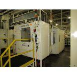 Lot 116 - 2002 Heller MC16 CNC Horizontal Machining Center
