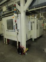 Lot 118 - 2004 Heller MC16 CNC Horizontal Machining Center
