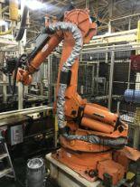 Lot 140 - 2002 Nachi SH-166-01 Robot