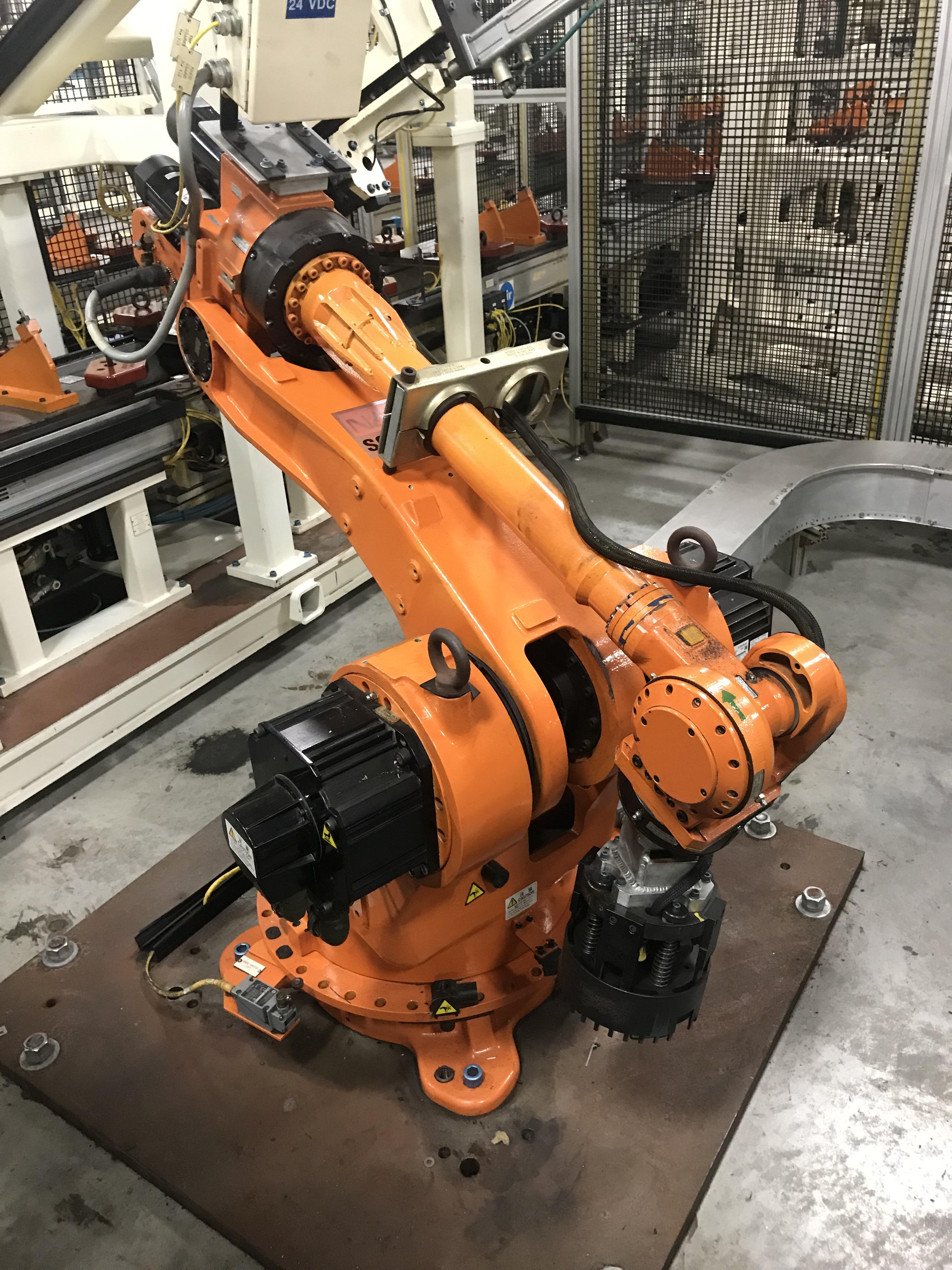 Lot 148 - 2002 Nachi SC50F-01 Robot