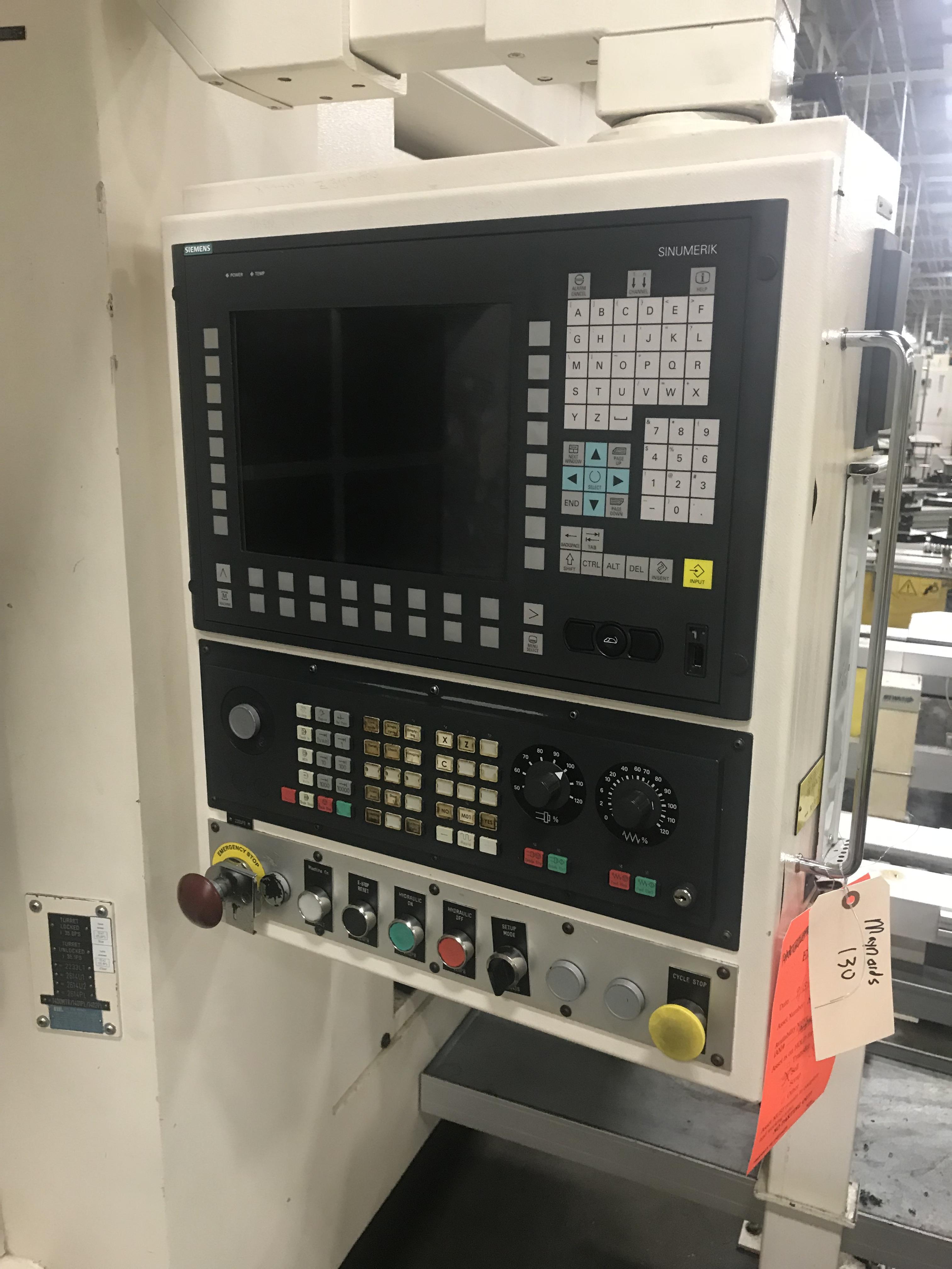 Lot 130 - 2003 Emag HSC250DS CNC Lathe
