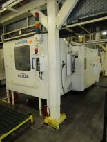 Lot 125 - 2002 Heller MC16 CNC Horizontal Machining Center