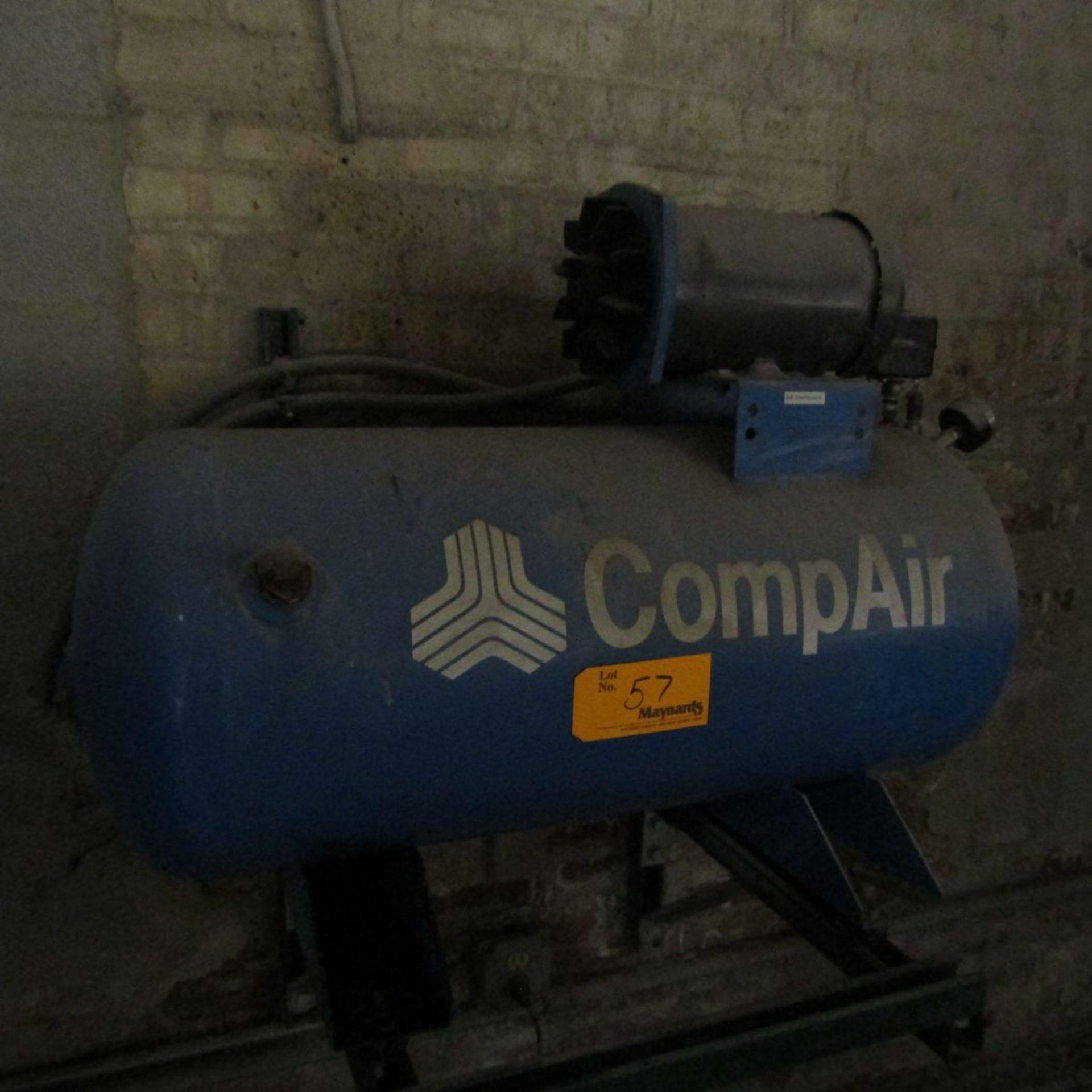 Lot 57 - Comp Air Air Compressor Tank