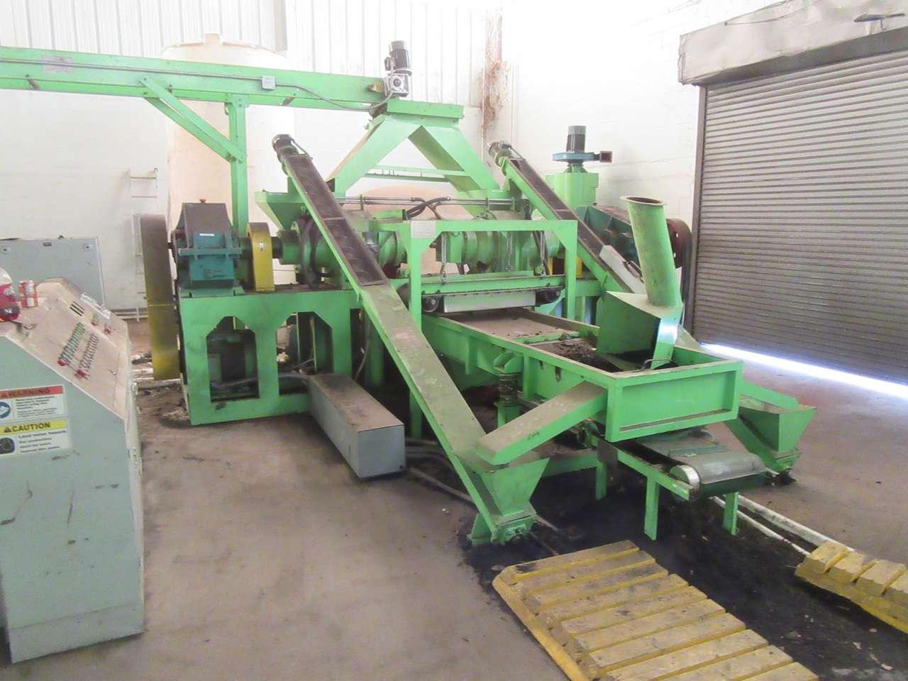 Lot 45 - 2014 Jiangyin Jinall International Trade Co. NMJ-280 Taper Mill