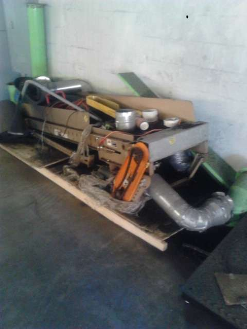 Lot 3 - Lot of Belt Conveyor and components