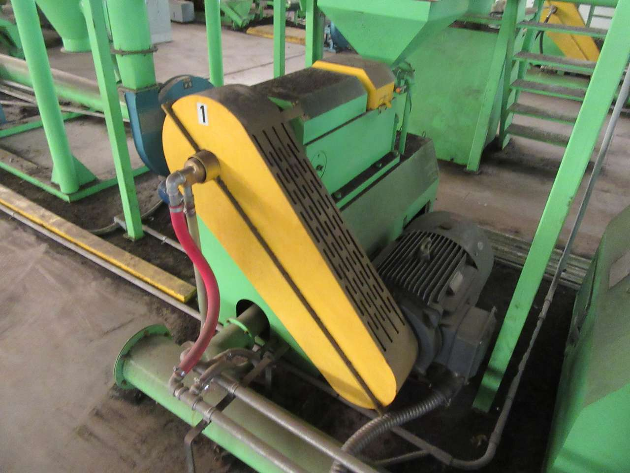Lot 35 - 2014 Jiangyin Jinall International Trade Co. XFJ-280 Micro Grinder