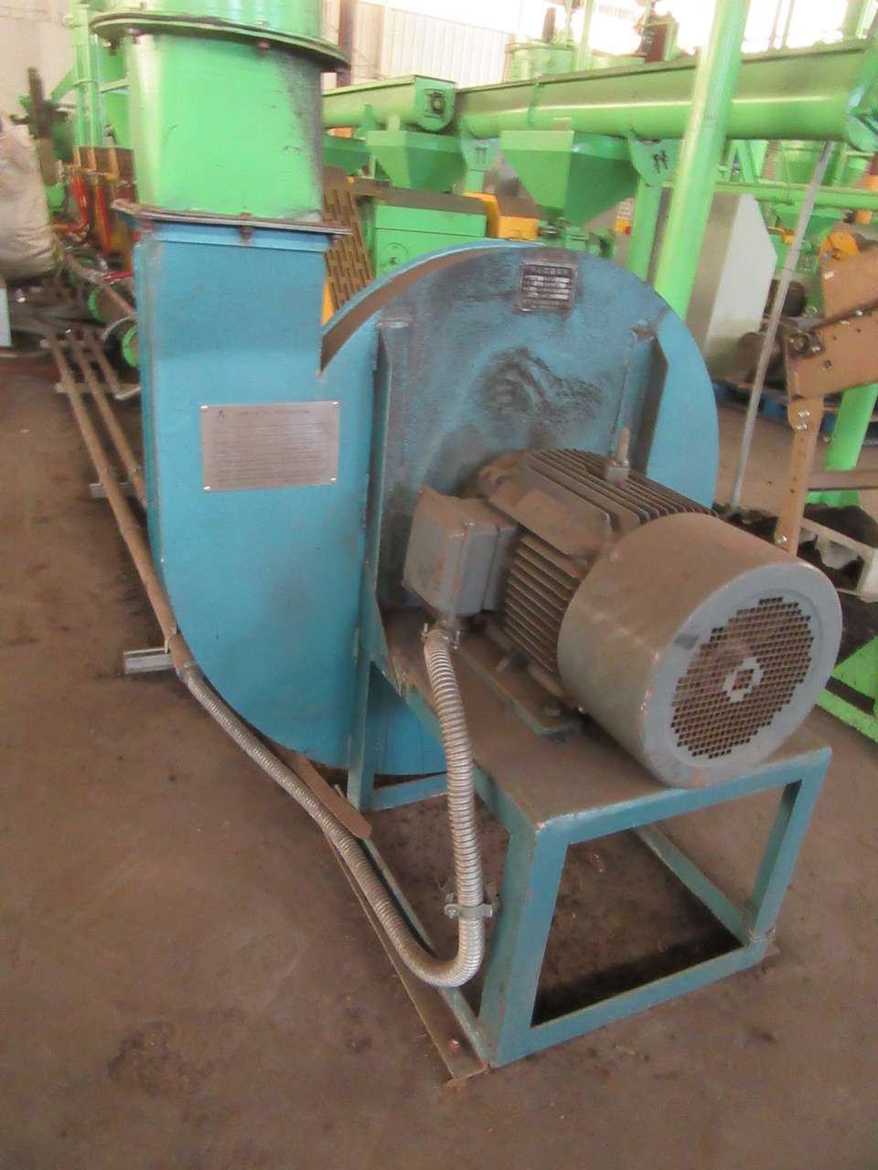 Lot 21 - 2014 Jiangyin Jinall International Trade Co. 185 Wind Conveyor