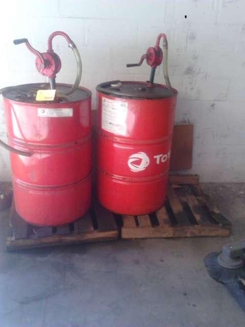 Lot 1 - (2) Barrels of Gear Oil
