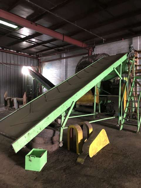 Lot 59 - 2014 Jiangyin Jinall International Trade Co. LPS-1200 Tire Shredder