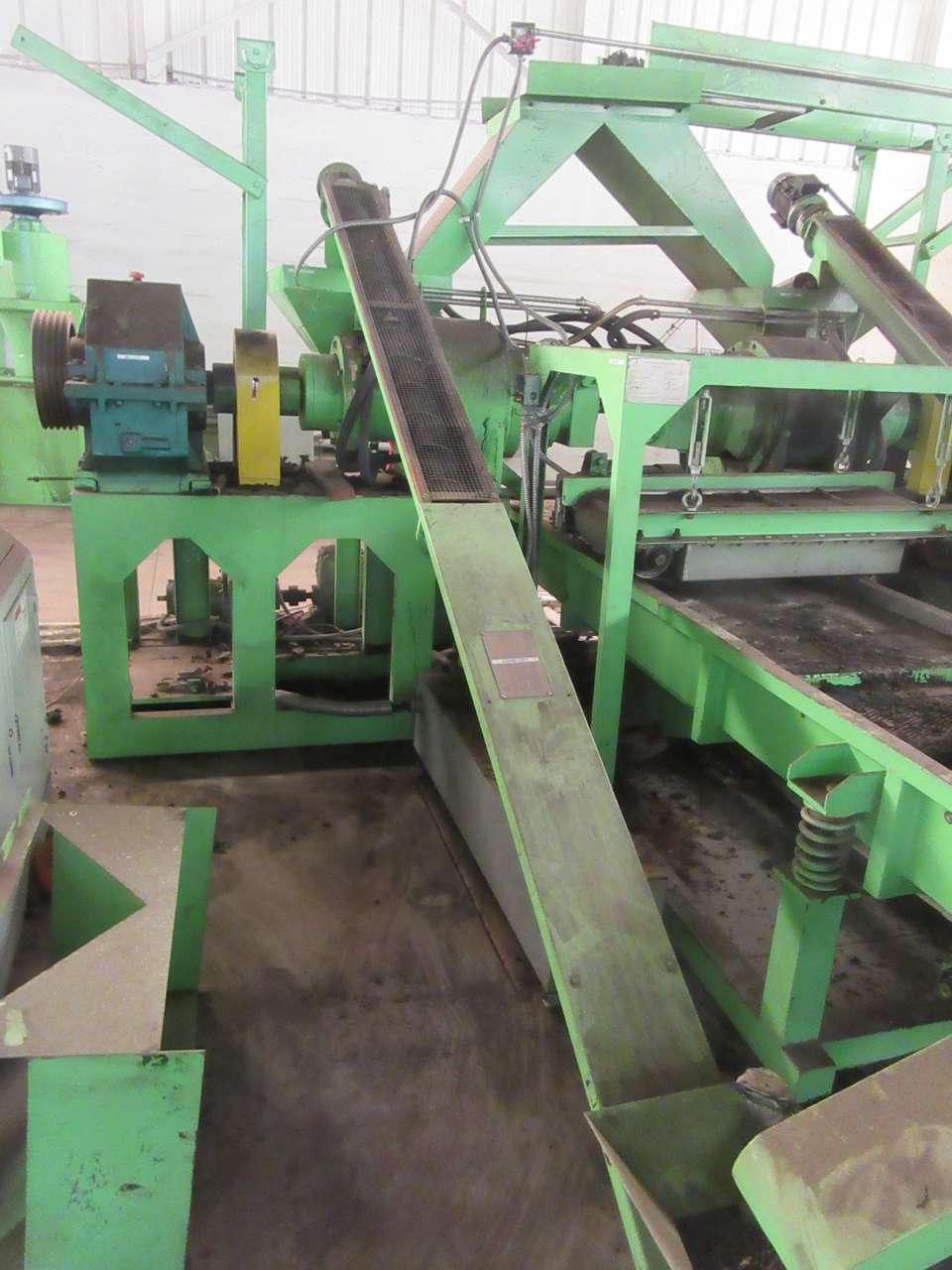 Lot 30 - 2014 Jiangyin Jinall International Trade Co. SSJ-40 (2) Screw Conveyors