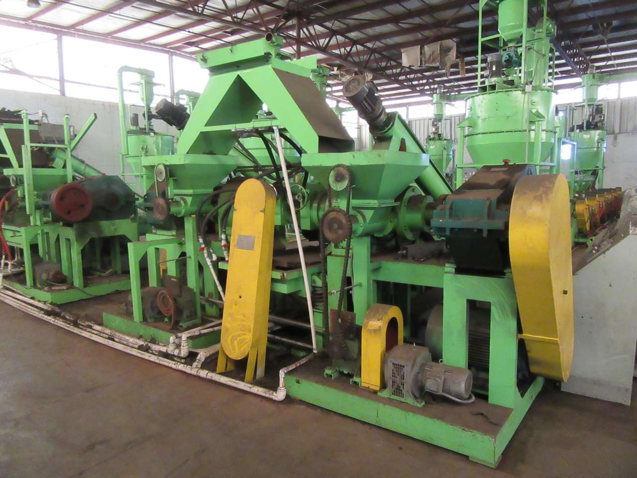 Lot 10 - 2014 Jiangyin Jinall International Trade Co. NMJ-280 Taper Mill