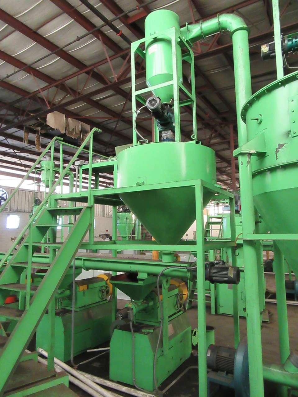 Lot 49 - 2014 Jiangyin Jinall International Trade Co. CC-1800 Storage Hopper