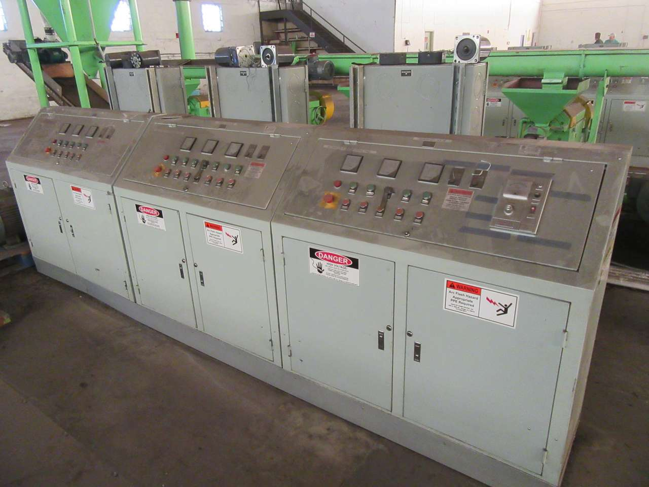 Lot 26 - 2014 Jiangyin Jinall International Trade Co. Control Panel