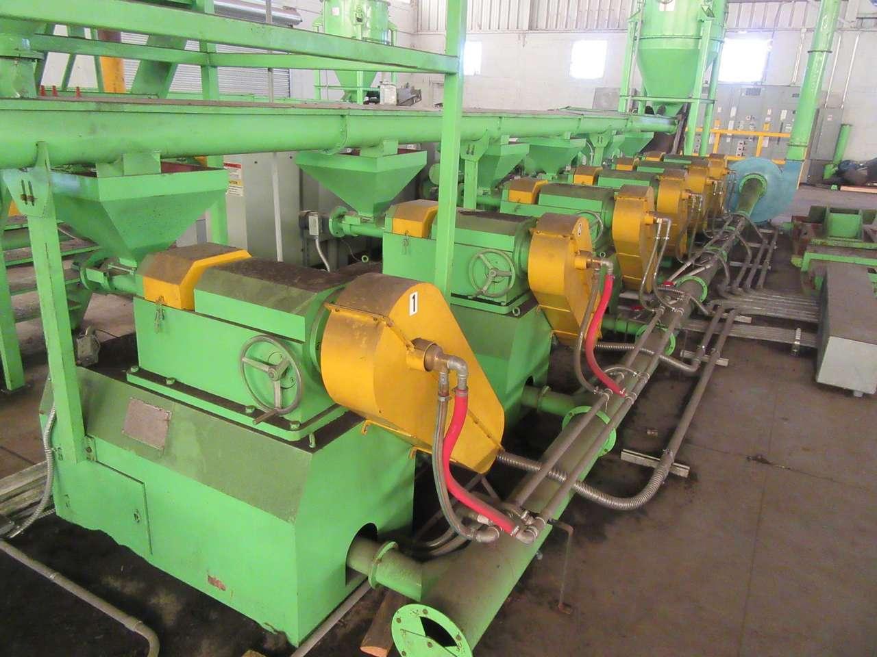 Lot 41 - 2014 Jiangyin Jinall International Trade Co. 185 Wind Conveyor