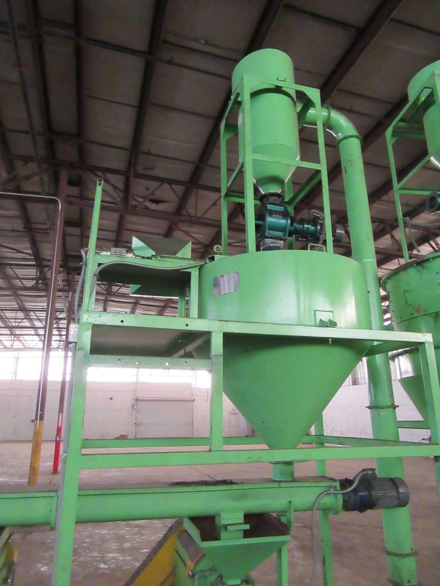 Lot 14 - 2014 Jiangyin Jinall International Trade Co. CC-1800 Storage Hopper