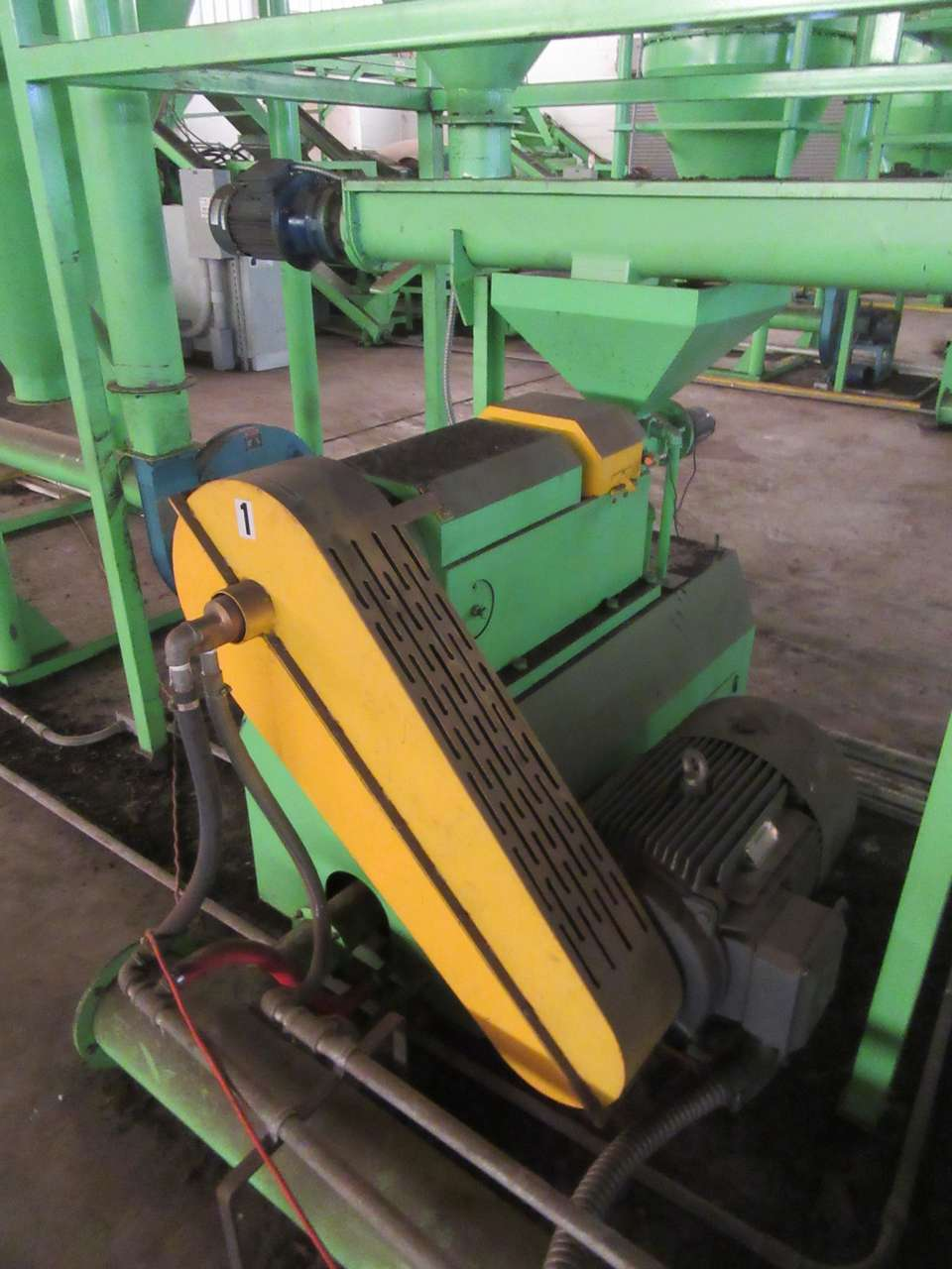 Lot 15 - 2014 Jiangyin Jinall International Trade Co. XFJ-280 Micro Grinder