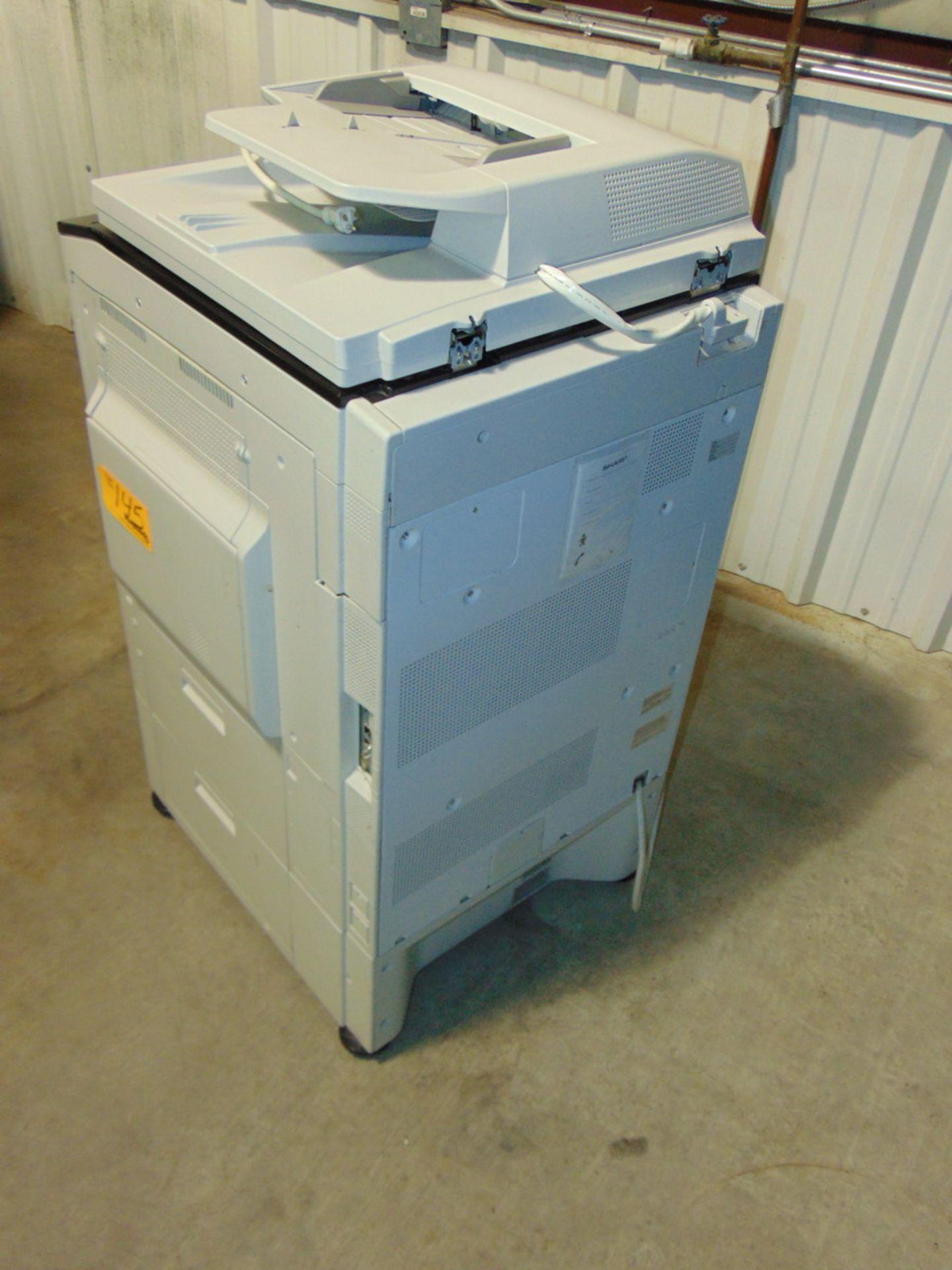 Lot 145 - 2008 Sharp MX-3100N Multifunction Color Printer / Copier / Scanner