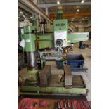 Lot 11A - 2013 Shenyang Z3050X16 Radial Arm Drill