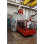 Lot 12 - 2005 FPT RAID 3-Axis High Speed Dual Column CNC Vertical Machining Center