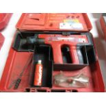 Lotto 5 - Hilti DX450 Powder Activated Tool