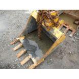 Lot 583 - Excavator Bucket