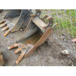 Lot 566 - Excavator Bucket