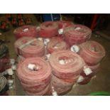 Lot 177 - 1 Skids of Pump Hoses