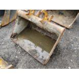 Lot 519 - Excavator Bucket
