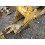Lot 557 - Excavator Bucket