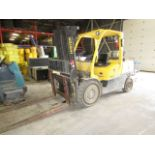 Lot 651 - Hyster H 50FT 5 Ton Forklift 6,382 Hours