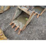 Lot 533 - Excavator Bucket