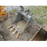 Lot 581 - Excavator Bucket
