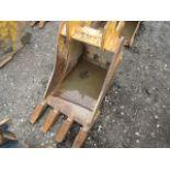 Lot 530 - Excavator Bucket