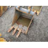 Lot 531 - Excavator Bucket