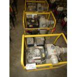 Lot 201 - Honda GX 240 Water Pumps