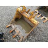 Lot 584 - Excavator Bucket