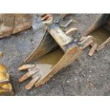 Lot 549 - Excavator Bucket