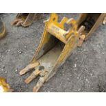 Lot 542 - Excavator Bucket