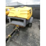 Lot 489 - Atlas Copco XAS 185 KD7 Compressor