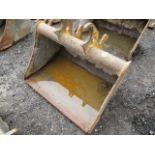 Lot 518 - Excavator Bucket