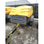 Lot 487 - Atlas Copco XAS 185 KD7 Compressor