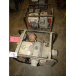 Lot 198 - Honda GX 240 Water Pumps